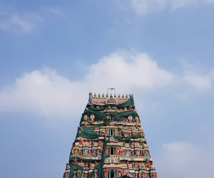 Thirumullaivoyal temple.